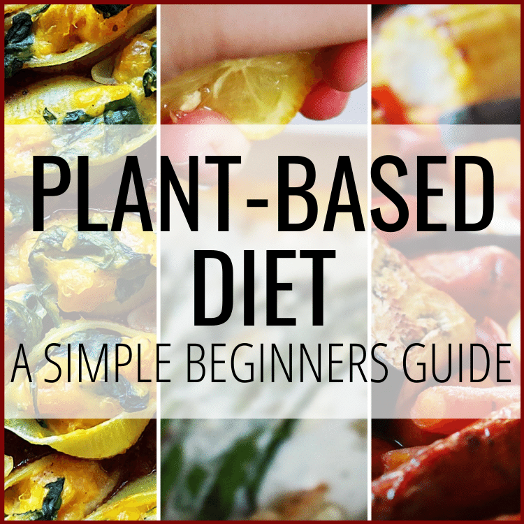 a simple guide to the plant-based diet