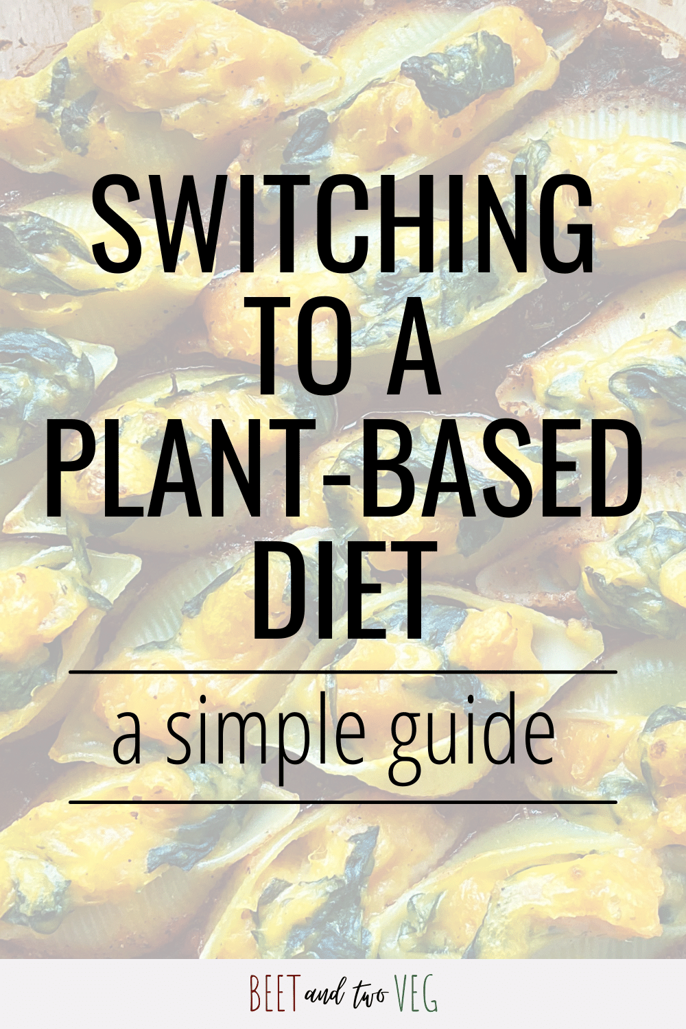 switching to a plant-based diet